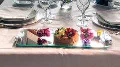 Receta de judías con bacalao estofadas con verduritas del convento
