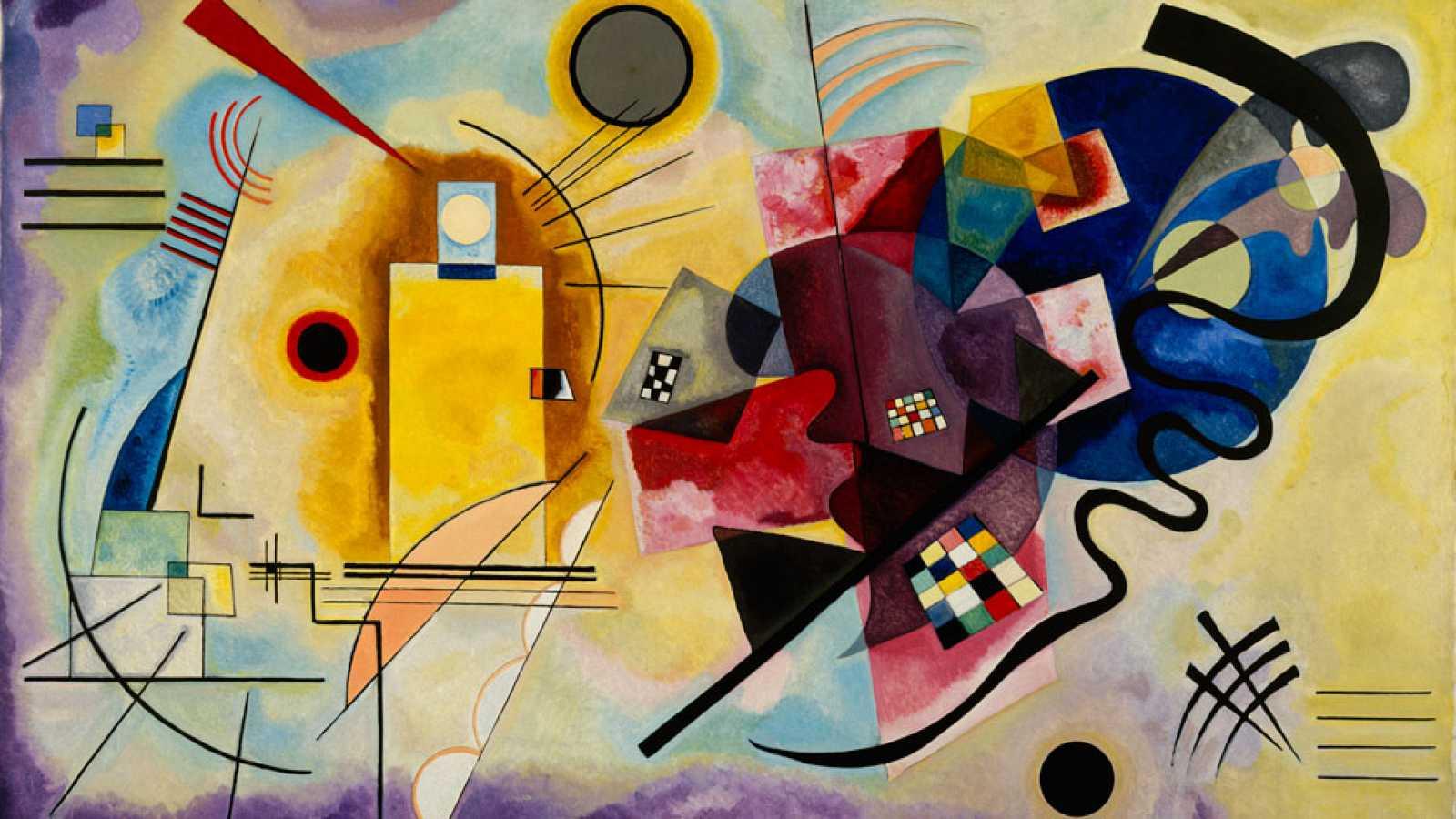 Kandinsky, el jinete de la abstracción - RTVE.es