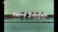 Cabecera de 'Curro Jiménez', la serie