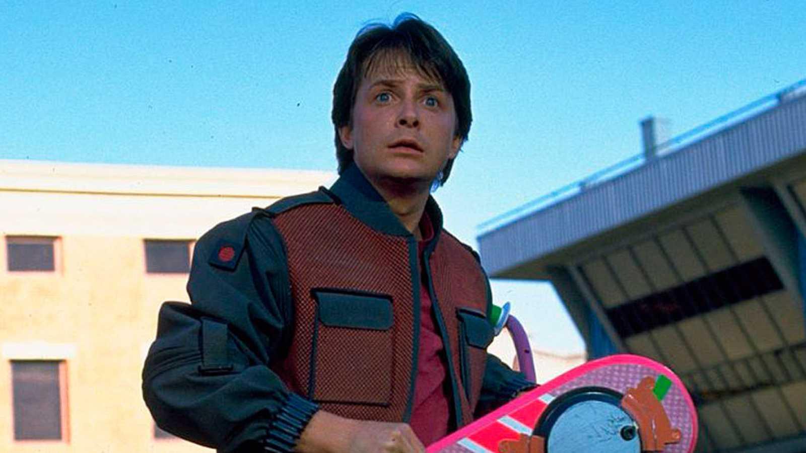 Bienvenido al futuro, Marty McFly