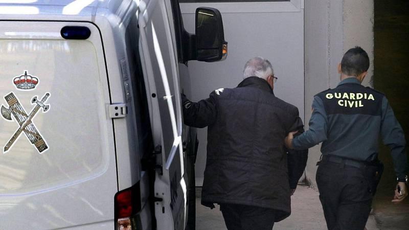 Prisión sin fianza para el tesorero de Convergéncia por seis presuntos delitos de corrupción