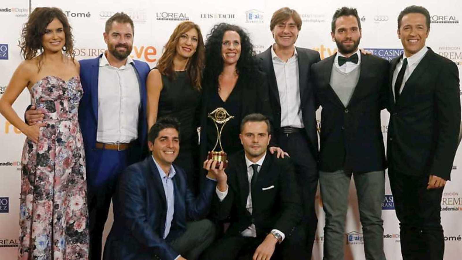 Gala Premios Iris ATV 2015 - Ver ahora