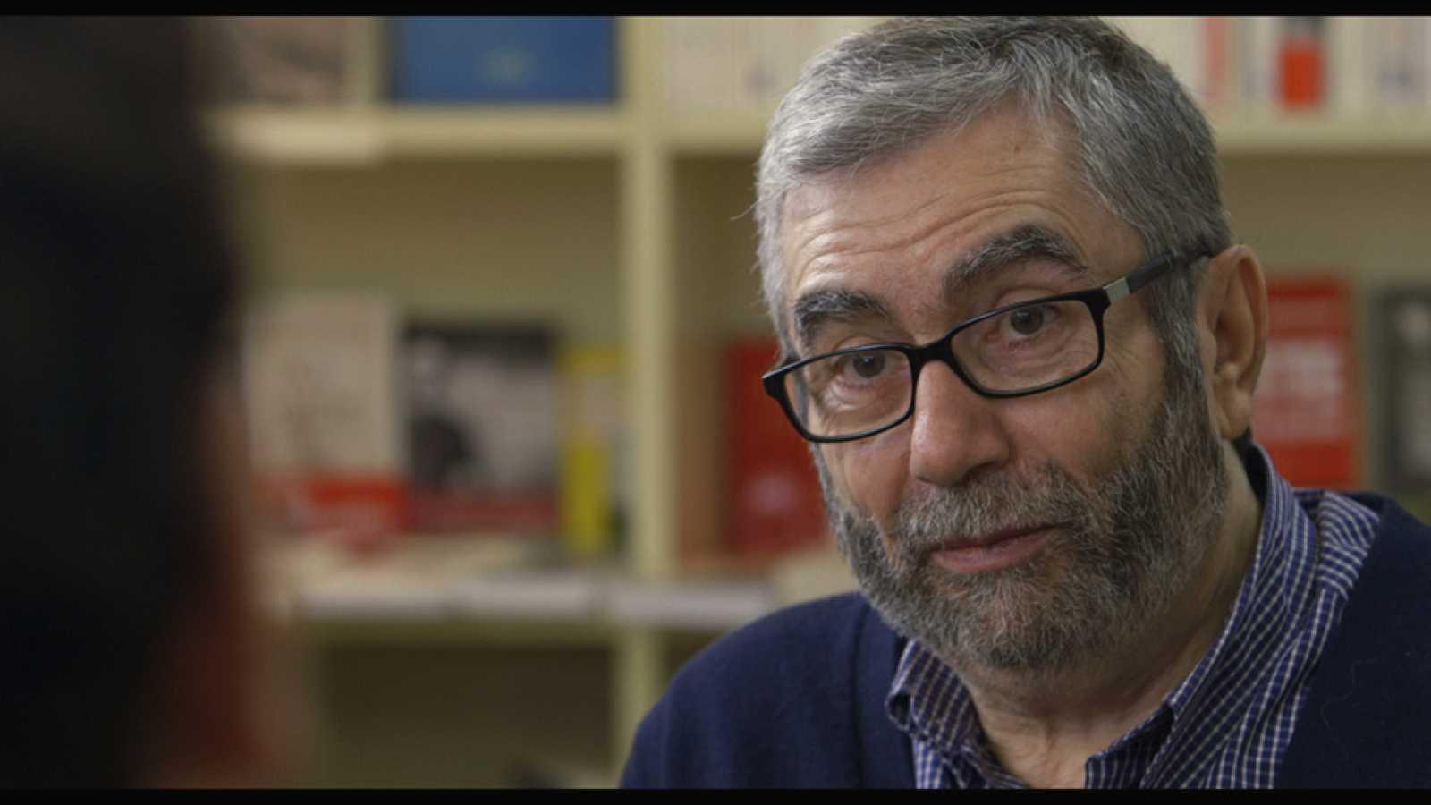 Antonio Muñoz Molina, el oficio del escritor
