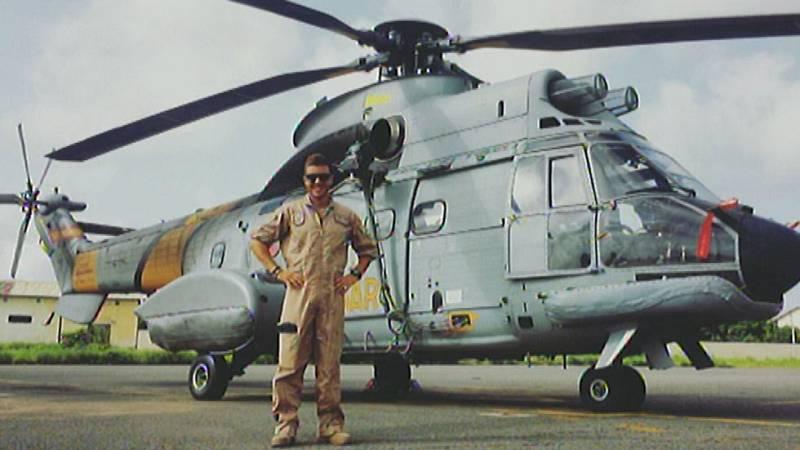Defensa intenta contactar con los tres tripulantes rescatados del helicóptero caído en Mauritania