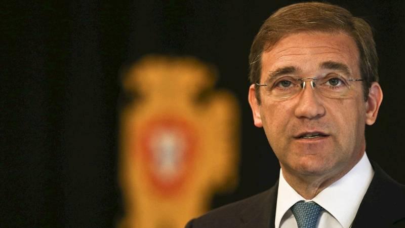 El conservador Passos Coelho inicia la formación del nuevo ejecutivo en Portugal