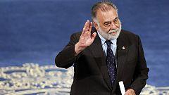 """Premio Princesa de Asturias - Francis Ford Coppola: """"El cine es como un Prometeo inmovilizado por las cadenas del mercantilismo"""""""