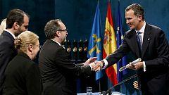 Premios Princesa de Asturias 2015