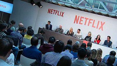 Netflix, Databeers, Vanesa Romero