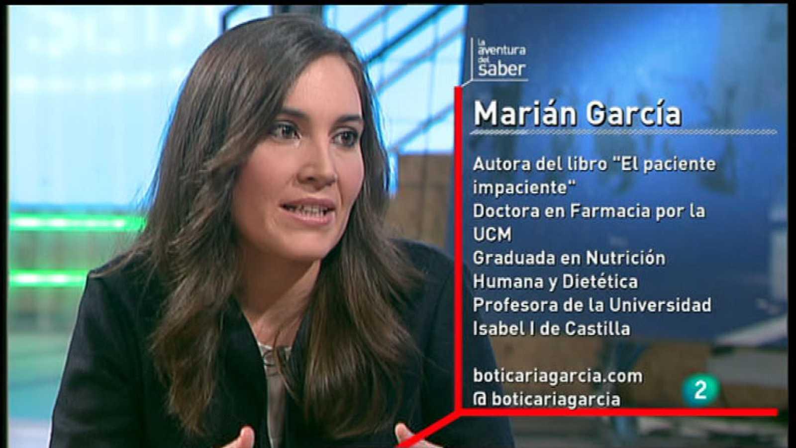 La Aventura del Saber. Boticaria García. Marián García. Métodos anticonceptivos