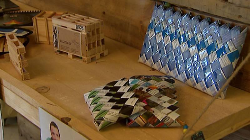 Varios emprendedores encuentran un importante nicho de mercado en el reciclaje