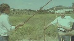 Raíces - El juego del palo canario