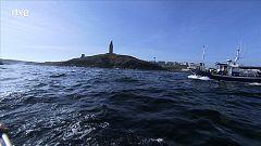 La mitad invisible - La torre de Hércules, en La Coruña - avance