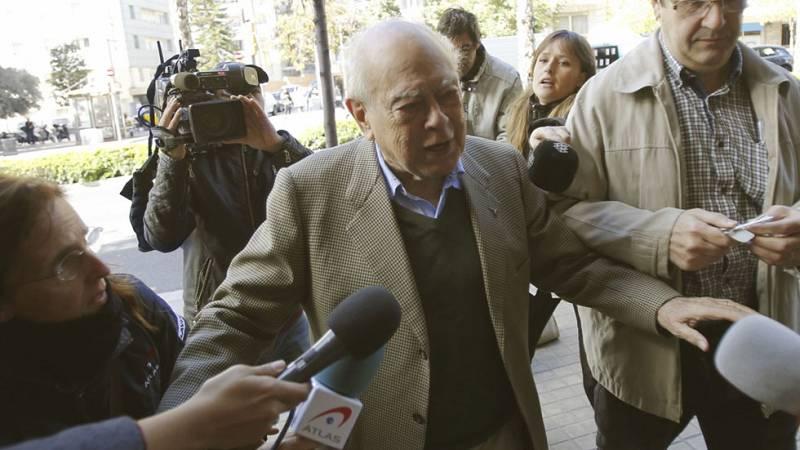 Jordi Pujol y su hijo mayor certificaron en 2001 que el dinero de Andorra era suyo