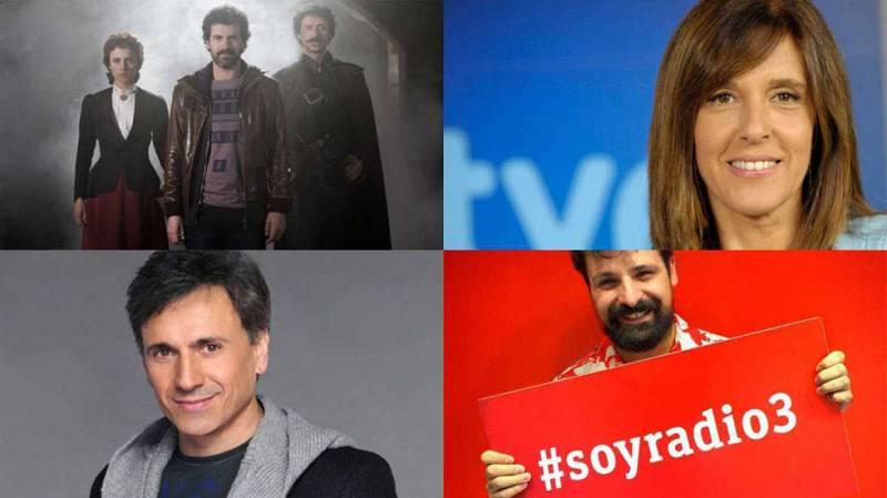 Ana Blanco gana el premio Ondas a la mejor presentadora de televisión