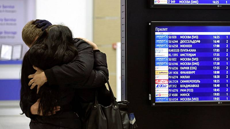 Un avión ruso con 224 personas a bordo se estrella en la península egipcia del Sinaí