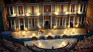El teatro de Cartagena