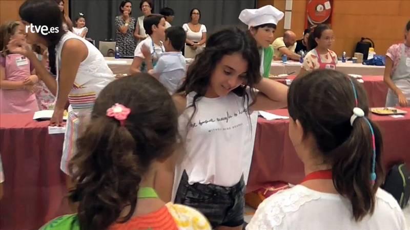 Mucho arte en el casting de Málaga de MasterChef Junior 3