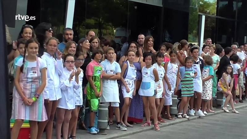 Madrid, última parada del Casting de MasterChef Junior 3