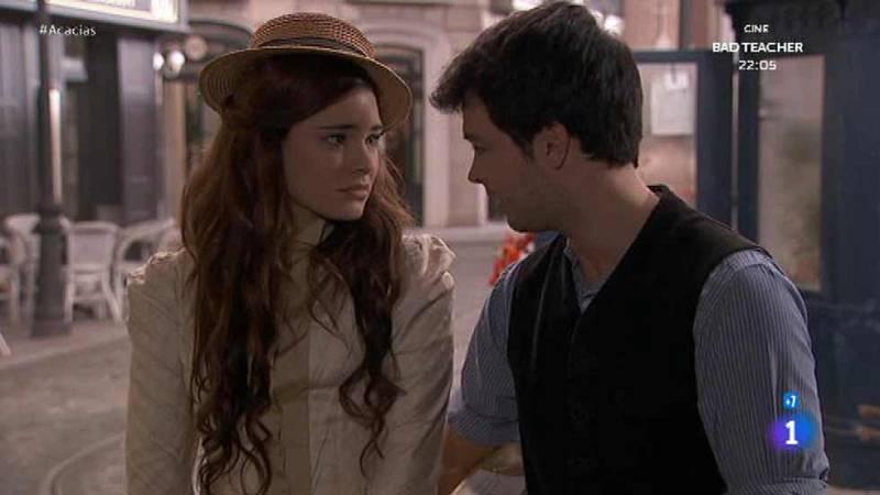 Acacias 38 - Pablo y Leonor vuelven a estar juntos