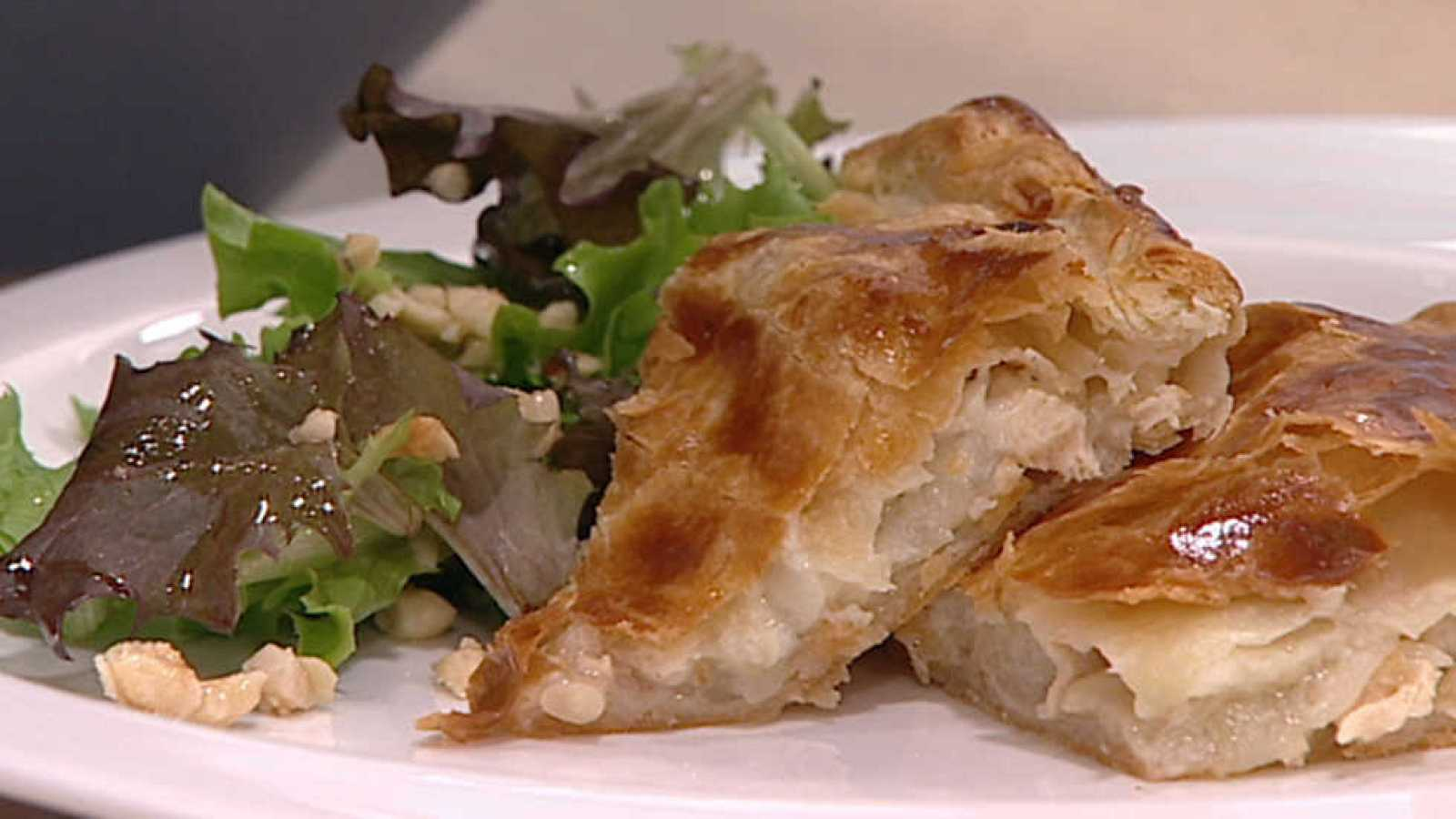 Cocina con Sergio - Ensalada de pollo al queso azul - ver ahora