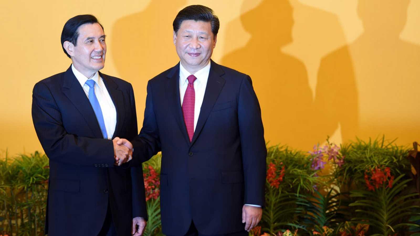 Mejoran las relaciones entre Taiwán y China