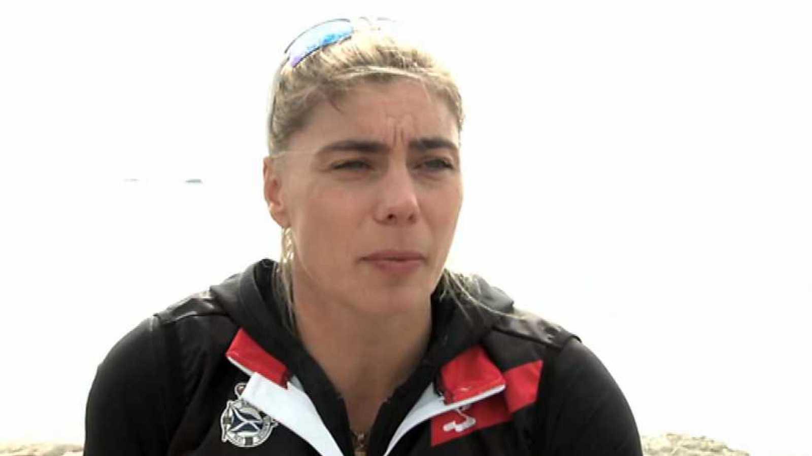Mujer y deporte - Triatlón: Helena Herrero - ver ahora
