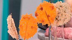 Escuela de pastelería: Aperitivos salados