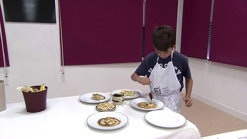 MasterChef Junior 3 - Clase de cocina tradicional española (II)