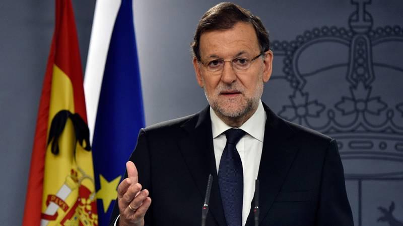 """Rajoy: """"Hoy todos somos Francia. Estamos juntos en esta lucha y la vamos a ganar"""""""