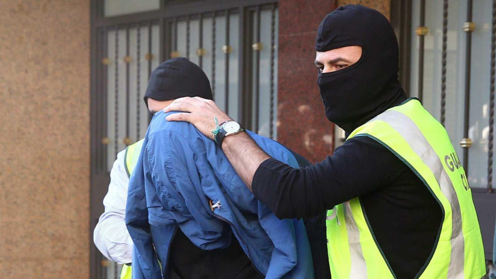 63 personas fueron detenidas en España relacionadas con el terrorismo yihadista en 2015