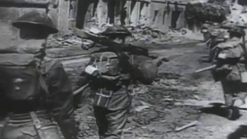 La noche del cine español - Segunda Guerra Mundial