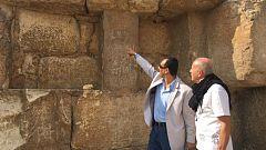 Espacio en blanco - ¿Por qué las pirámides de Egipto tienen esa forma?