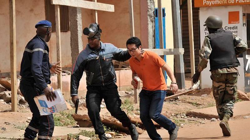 El ataque yihadista a un hotel en la capital de Mali deja al menos una veintena de muertos