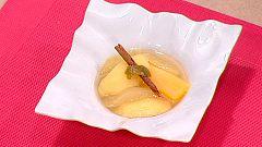 Escuela de pastelería: Compota de fruta a la canela