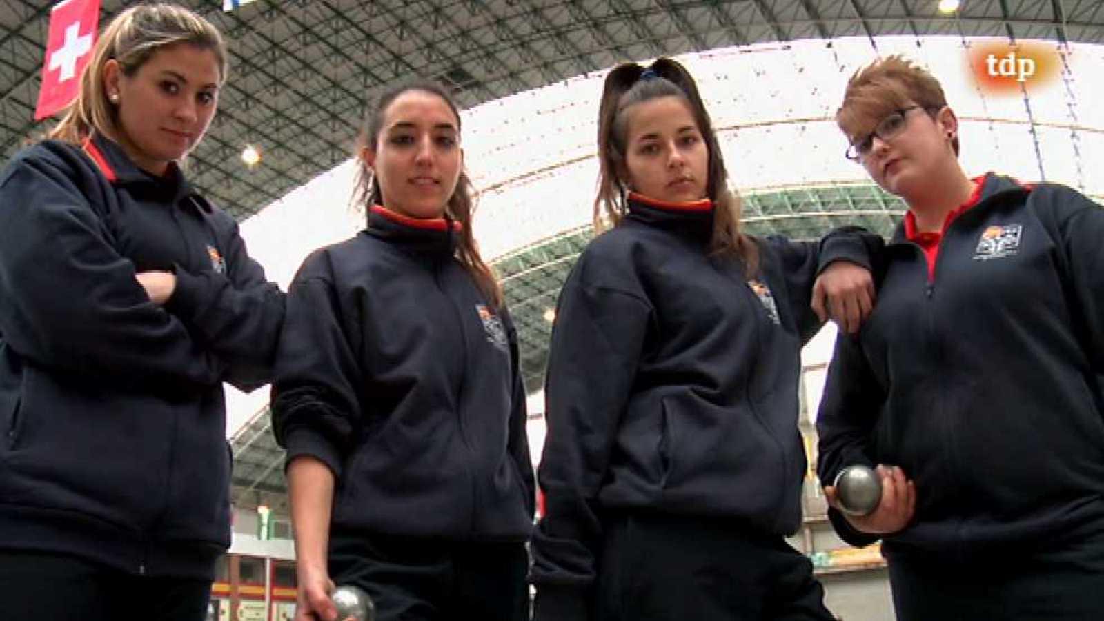 Petanca - Resumen Temporada Nacional 2015 - ver ahora