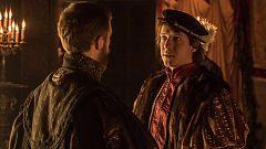 Carlos, Rey Emperador - Carlos y Felipe no tienen una buena relación