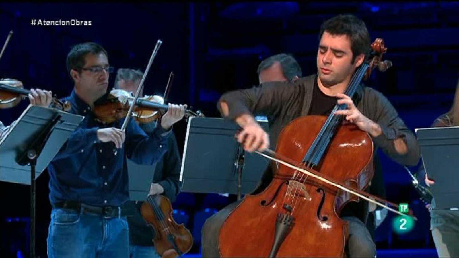 Atención obras - El talento del chelista Pablo Ferrández