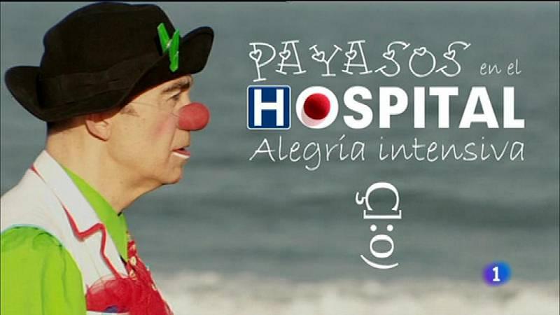 'Payasos en el hospital', premio Fundación Pfizer