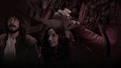 Águila Roja - Así se rodó la (casi) boda secreta de Gonzalo y Margarita