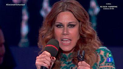 Actuación de Tamara