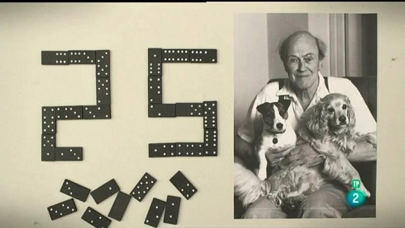 Página Dos - El aniversario : 25 años de la muerte de Roald Dahl