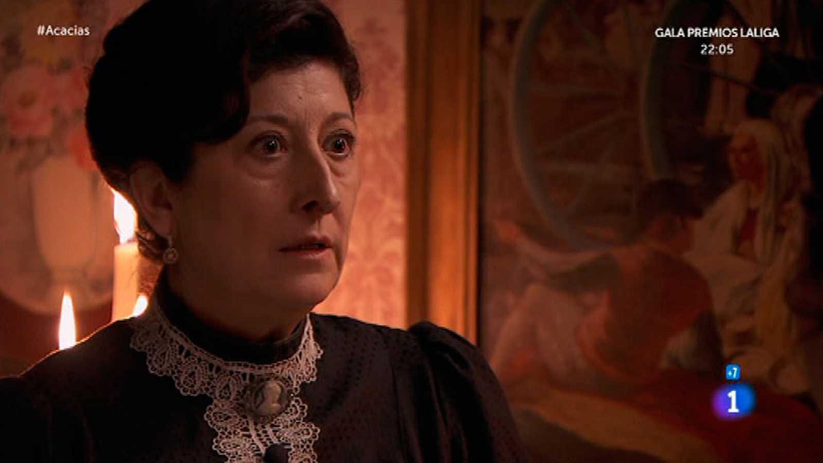 Acacias 38 - Manuela y Leandro descubren el pasado de Úrsula