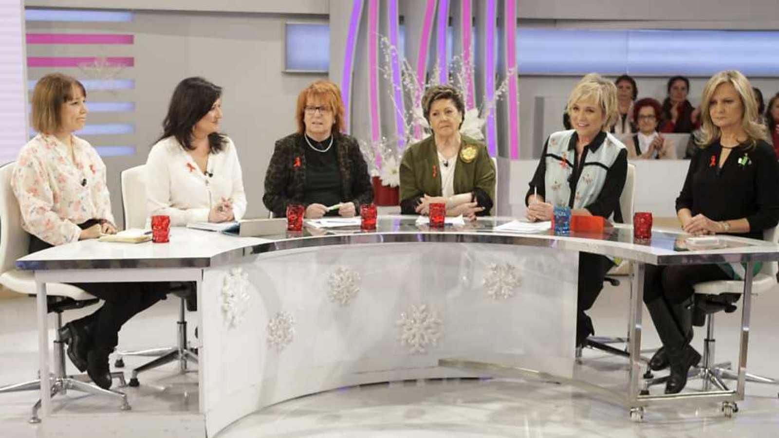 Amigas y conocidas - 01/12/15 - ver ahora