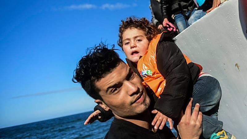 Casi un tercio de los refugiados ahogados en el Mediterráneo este año eran niños