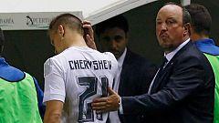 """Benítez: """"El club no sabía nada de la sanción a Cheryshev"""""""