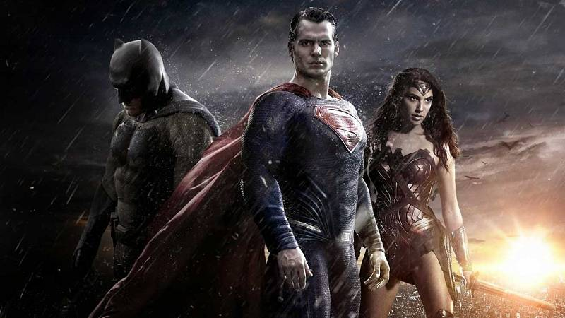 Wonder Woman y Doomsday en el segundo tráiler de 'Batman vs Superman: El amanecer de la Justicia'