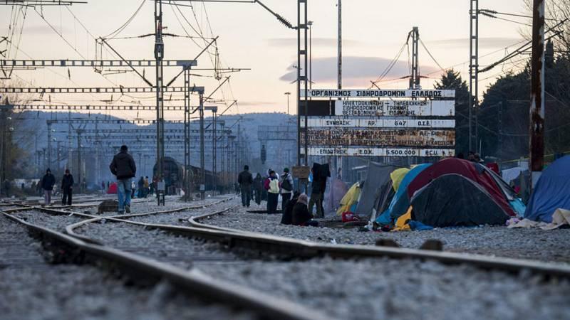 Los Veintiocho debaten controlar las fronteras dentro del espacio Schengen