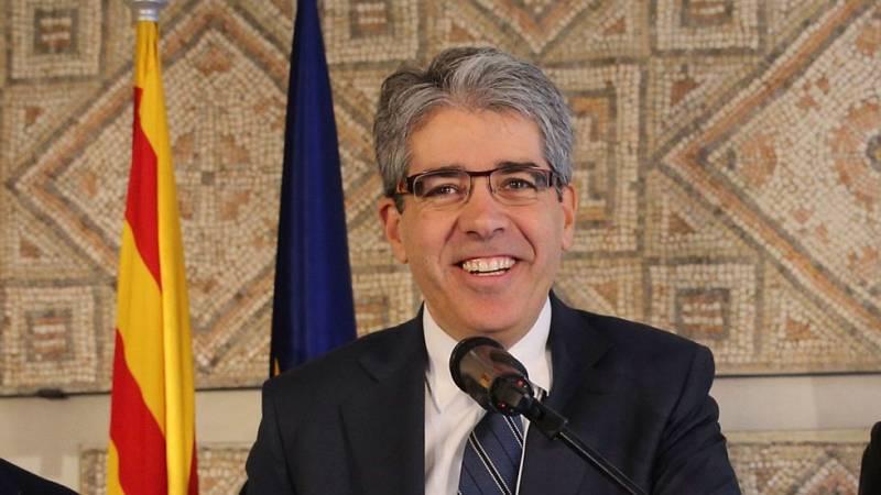 Homs propone en Madrid negociar la independencia de Cataluña