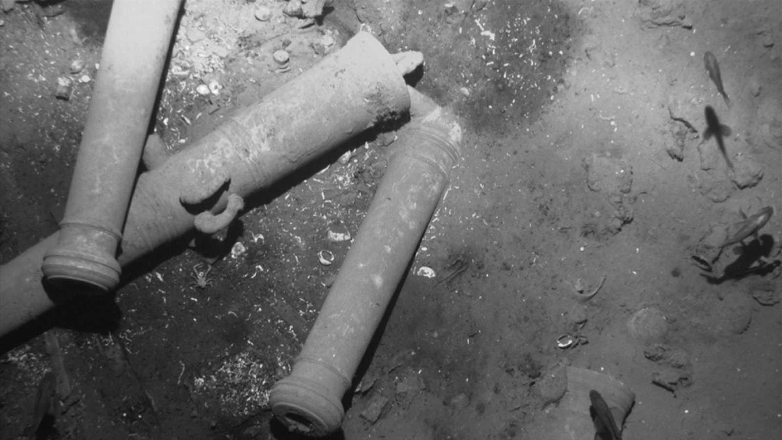Colombia encuentra el galeón español San José, hundido hace tres siglos cargado de tesoros