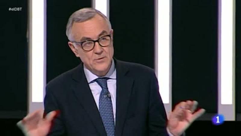 """Debate a nueve - Los """"privilegios vascos"""" también los quiere Cataluña"""